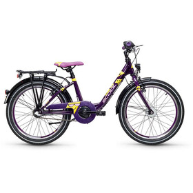 s'cool Emoji wave 20 3-S - Vélo enfant - violet
